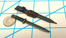 DID Alois WWII German MG Gunner Metal Bayonet 1/6 Toys 3R Dragon Bbi Soldier Dam