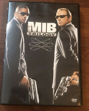 Men in Black Trilogy Dvd 1,2,3