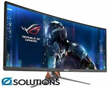 """ASUS ROG Swift Curved PG348Q 34"""" Ultra-wide QHD IPS G-Sync 100Hz Gaming Monitor"""