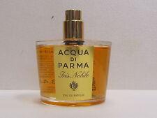 Iris Nobile by  Acqua Di Parma For Women 3.4 oz Eau de Parfum Spray Tester New