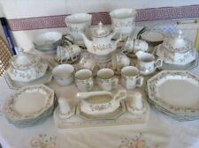Unboxed Johnson Brothers Pottery Dinner Services