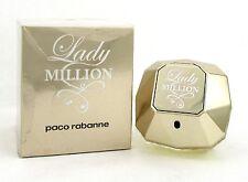 Lady Million by Paco Rabanne 2.7 oz. Eau de Toilette Spray Brand new Damaged Box