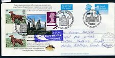 67762) LH / BM FF GB/UK Glasgow - London - Paris 1./2.5.2000, Doppelflug RR!