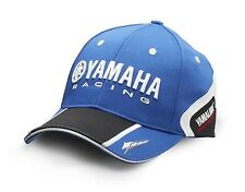 Official Yamaha Racing Paddock Blue 'Race' Adults Baseball Cap