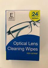 Nuevo Lente Óptica Gafas Toallitas de Limpieza Gafas cámaras no Mancha rápida sencilla