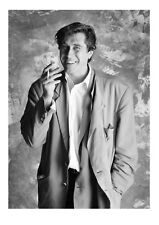 A3 Photo Black and White Print, Portrait of Bryan Ferry, Roxy Music