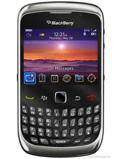 BlackBerry Curve 9300 - Chrome (Unlocked) Smartphone