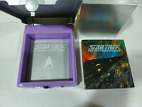 STAR TREK THE NEXT GENERATION TEMPORADA 3 - 7 DVD + EXTRAS ESPAÑOL ENGLISH