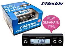 Greddy Full Auto Turbo Timer II - For WRX STI EVO SKYLINE F6 XR6 S3 Turbo Timer