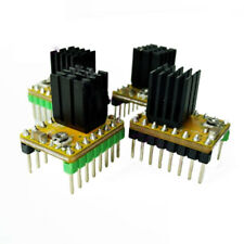 4Pcs Pack 3D Printer Silent MKS LV8729 Stepper Motor Driver Ultra Quiet Neu