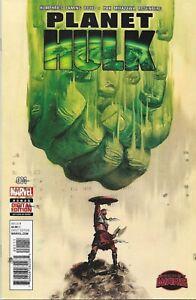 Planet Hulk #1 (Jul 1015) Marvel Comics