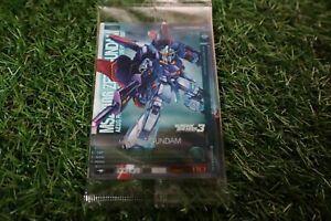 Gundam breaker 3 vita prize card Z gundam card only from Japan