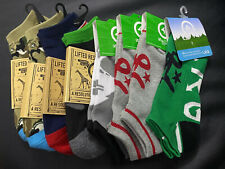 LRG Lifted Research Group low cut socks