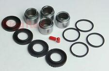 Saab 9-3 1998-1999 REAR Brake Caliper Seal & Piston Repair Kit (2) BRKP107