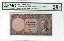 Iraq  1/2 Dinar 1947 (ND 1959) P43