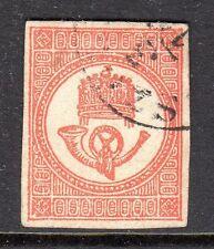 Hungary - 1871 Newspaper stamp - Mi. 7b VFU (1)