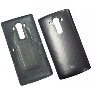 Genuine Grey Battery Back Cover For LG G4 H815 with NFC Connectors Original Part