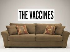 """THE VACCINES 48""""X16"""" INCH MOSAIC WALL POSTER JUSTIN YOUNG"""