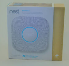 Google S3000BWES Nest Protect Smoke and Carbon Monoxide Alarm - White