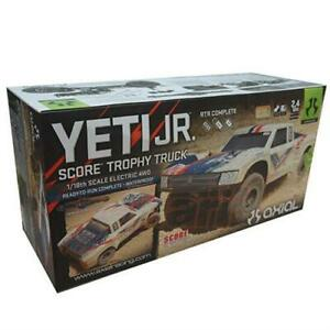 AXIAL YETI JR.SCORE TROPHY TRUCK 1/18TH 4WD RTR BRAND NEW IN BOX