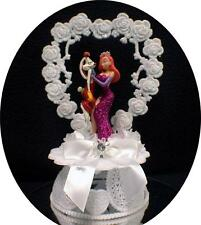 Very SEXY Jessica & ROGER RABBIT Wedding Cake Topper  Funny Looney Tunes funny