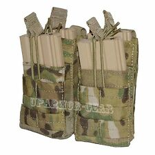 MULTICAM MOLLE Double Stacker 5.56 mm .223 Rifle Mag Pouch (CONDOR MA43)