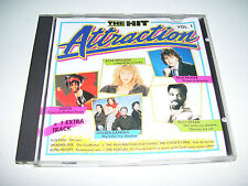 The Hit Attraction Vol. 1 Volume 1 * RARE CNR DURECO HOLLAND CD 1988 *
