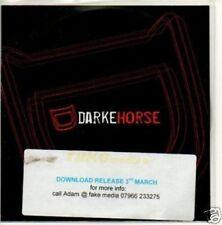 (168V) Darke Horse, Flat Screen Suicide - DJ CD
