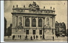 LILLE CPA ~1920 France Frankreich Rue Théatre Theater