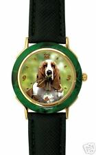 Montre Chien BASSET HOUND - Watch with BASSET HOUND DOG