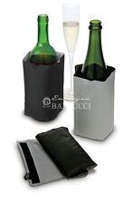 Refrigeratore bottiglia Raffredda vino a strappo-by Pulltex® - nero/argento