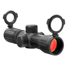NcSTAR 4X30 Compact Rubber Armored P4 Sniper Scope Red Green Illuminated Reticle