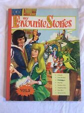 Collectable Vintage My Favourite Stories Vol.2 By Rylee Ltd. Inc. Cinderella