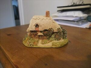 A Lovely Lilliput Lane Cottage Spring Bank 1986 British Collection