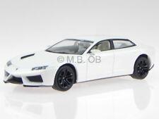 Lamborghini estoque 2008 Pearl White coche en miniatura Moc176 Ixo 1 43