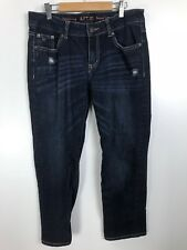 Apt. 9 Woman's Relaxed Crop Modern Jeans Size 6
