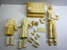 Mcdougal's House of Horror Abbott & Costello Meet Frankenstein Resin Model Kit