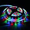 5/10/15M Bande Ruban LED Strip Flexible RGB 3528 5050 5630 SMD Etanche Fête Noël
