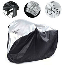 Universal Funda Cubierta Impermeable para Bicicleta Proteger Lluvia Sol Nieves