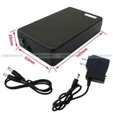 DC12V 6800mAh Power Rechargeable Li-ion Battery for CCTV Camera Cell Phone USA