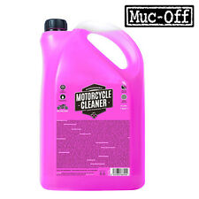 Muc-Off Nano Tech Bike Bicycle Cleaner Road 5L Motorbike Motorcycle Cleaner M667