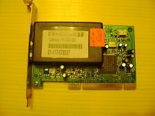 Gateway 550 56k SF-1156IV/R9A PCI Modem Card