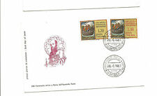 1961 Italy unaddressed FDC   Apostle Paul