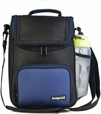 Crossbody Lunch Bag Cool Back to School Lunch Box/Cooler/for Adult Women Men Wor