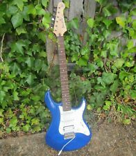 More details for yamaha pacifica 012 blue electric guitar