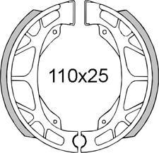 225120091 - Ganasce freno posteriori Aprilia Scarabeo-sr 50cc