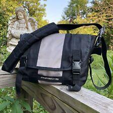 PORSCHE Shoulder Bag Briefcase Handbag *Notebook/Tablet/iPad* Multi Compartment!