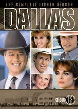 Dallas - Season 8 DVD [2008] DVD Larry Hagman, Victoria Principal New and Sealed