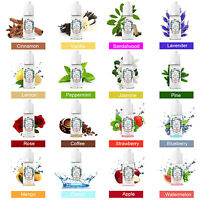 FRAGRANCE OILS FOR OIL BURNERS ROOM AND HOME SCENT 10ML SCENTED FRAGRANCE OIL @U