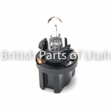 Range Rover P38a Instrument Bulb Holder Cluster Gauge Dash Panel Black Base OEM